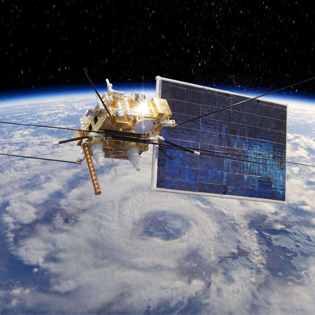 EMF 5g satelite