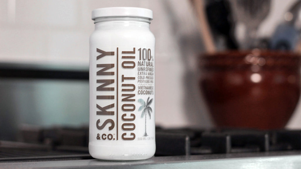 Skinny Coconut Oil Product Review